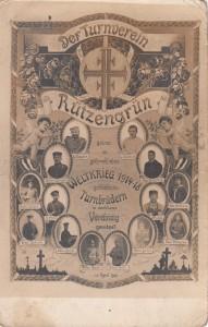 Rützengrün 1919