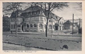 Rathaus 1928