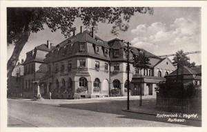 Rathaus 1950