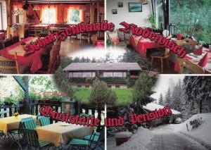 """Gaststätte und Pension """"Schanzenbaude"""" 2008"""
