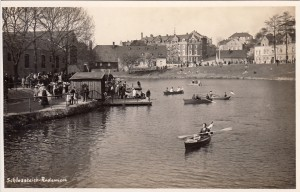 Schloßinsel 1929