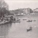 Schloßinsel 1930