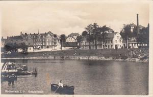 Schloßinsel ca. 1930