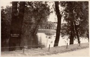 Schloßinsel ca. 1932