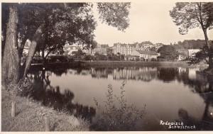 Schloßinsel 1935