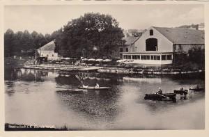 Schloßinsel 1937