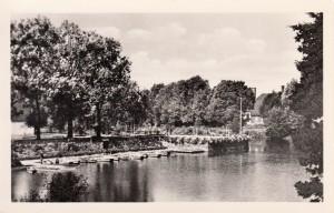 Schloßinsel 1955