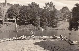 Schloßinsel 1960