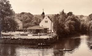 Schloßinsel 1964