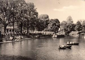 Schloßinsel 1966 (2)