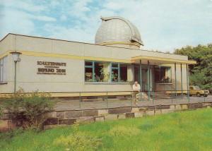 Schulsternwarte 1981