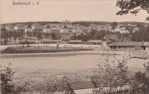 Sportplatz 1943