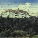 Bezirksstift Obergöltzsch 1910