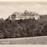 Bezirksstift Obergöltzsch 1954