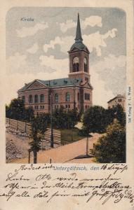 Heil- und Pflegeanstalt Untergöltzsch 1901