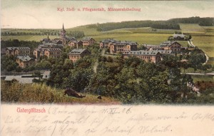 Heil- und Pflegeanstalt Untergöltzsch 1904 (1)