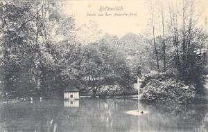 Heil- und Pflegeanstalt Untergöltzsch 1908