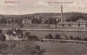 Heil- und Pflegeanstalt Untergöltzsch ca. 1915 (2)