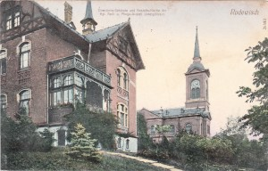 Heil- und Pflegeanstalt Untergöltzsch ca. 1918 (1)