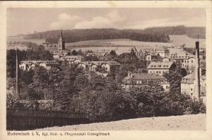 Heil- und Pflegeanstalt Untergöltzsch ca. 1918 (2)