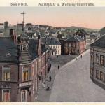 Wernesgrüner Strasse und Marktplatz (1)