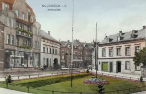 Wernesgrüner Strasse 1910
