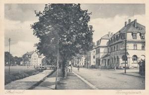 Wernesgrüner Strasse ca. 1925