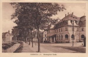 Wernesgrüner Strasse ca. 1926