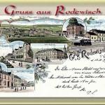 """Aktuell erschien das Buch """"Gruss aus Rodewisch - 111 hundertjährige Ansichtskarten aus Rodewisch, Rützengrün, Röthenbach und dem Steinberg""""."""