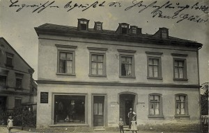 private Ansichtskarte ca. 1910 (1)