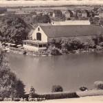 Original gesucht: Schloßinsel ca. 1925