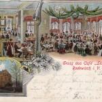 """Original gesucht: Café """"Lenk"""" 1904"""